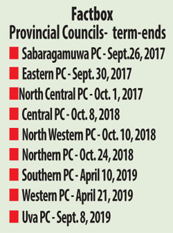 PC Elections imbroglio continues | Sunday Observer
