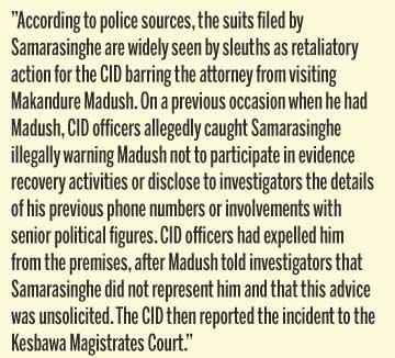AG, defence lawyers intensify attacks on CID | Sunday Observer