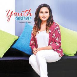 Model:  Vindya Vithana