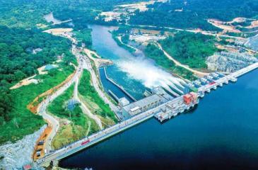 Moragahakanda Reservoir