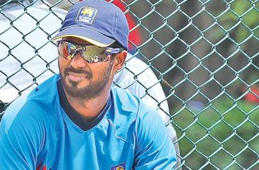 Upul Tharanga given the honour of leading Sri Lanka in the tri-series.