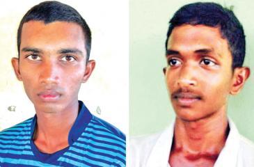 Maleesha de Saram of St. Thomas' College Matara took 6/9 and Piyumal Singhawansha of St. Anne's College Kurunegala took 7/35