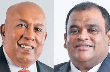 Mohan Pandithage and Dhammika Perera
