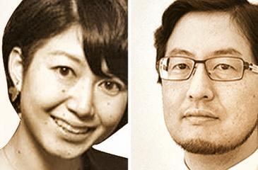 Masako Kato and Yushi Ishimaru