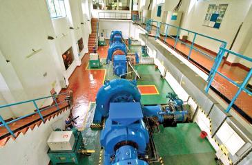 Batathota Mini Hydropower Project, Ratnapura district