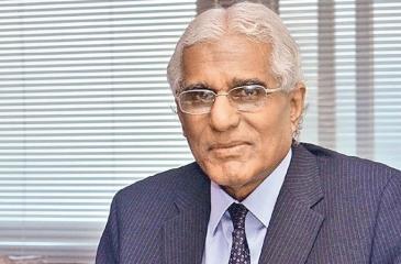 CB Governor  Dr. Indrajit Coomaraswamy