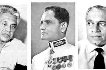 A.C.Dep -Sir  Richard  Aluhihare,   first  Sri  Lankan IGP-Aleric Abeygunawardena