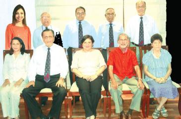Key members of  the SKAL Club