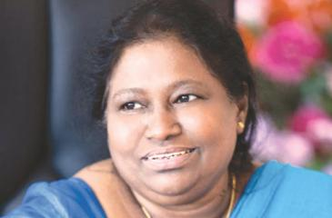 IRD Commissioner General, Kalyani Dahanayake