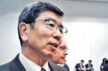 ADB President Takehiko Nakao. PIC; CHANDANI JAYATILLEKE