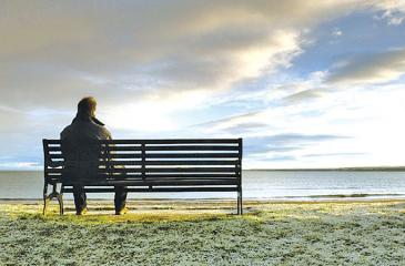 Being lonely can cause you so much stress your body goes into fight-or-flight mode.