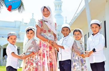 Happy Eid-ul-Fitr !