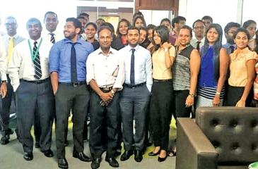 The NDB Wealth team celebrates its 25th anniversary