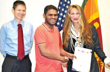 After weeks of virtual classes and individual mentorship, Cheryl Edison issued certificates to tech entrepreneurs from the Information and Communications Technology Agency's (ICTA) Spiralation Tech Startup Support Program
