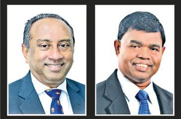 Ronald C. Perera and D.M. Gunasekera