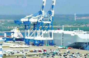 The Hambantota Port was constructed with an investment of around Rs. 193  billion through commercial loans obtained by the Government.