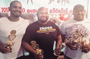 Ranga Wimalasooriya, Ransilu Jayathilake & Darin Weerasinghe