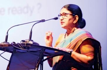 Mrs. Indrani Sugathadasa