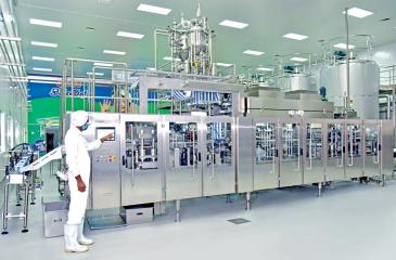 Fonterra Brands Sri Lanka's newest FFS machine doubles capacity for yoghurt made from fresh, locally collected milk.