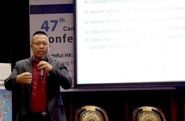 The 47th CAMFEBA HR Conference was held in Phnom Penh, Cambodia recently.