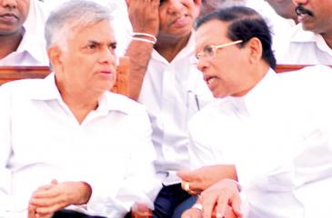 The abolition of Executive Presidency and passage of the new constitution was the main rallying points for the common opposition, led by President  Maithripala Sirisena and Prime Minister Ranil Wickremesinghe, at the last Parliamentary election.