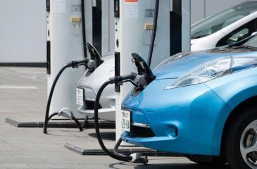 The duty rate on electric vehicles (less than one year old) will be Rs. 12,500 per KW power of the motor of the electric car. WWW.ANAHEIM.NET