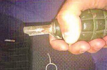 Alexander Chechik died soon after he posted a photograph of a hand grenade from which he had removed the pin.