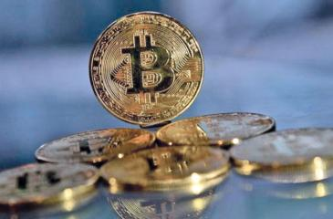 At the start of the year Bitcoin was valued below $1,000 (Getty)
