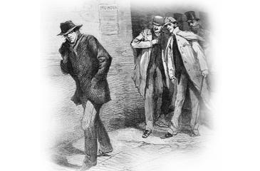 """Londoners were shocked. Experts believe that James Maybrick was in fact the most wanted murderer, as people often have a ""concealed"" personality within"