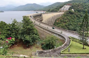 Victoria Dam