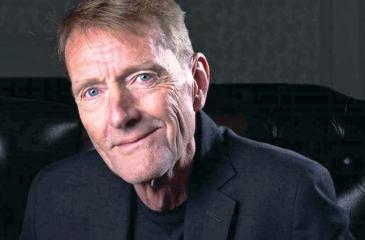 Lee Child, author of 22 'Jack Reacher' novels.  (David Empson/REX/Shutterstock/CP)