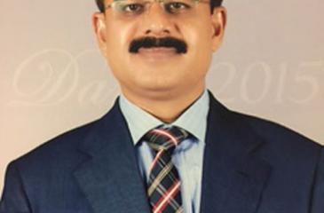 CEO and MD Sanjay Tiwari