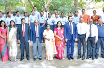 HNB opened its 154th Student Savings Unit – a mini-bank unit operated by students – at Gateway College, Colombo.