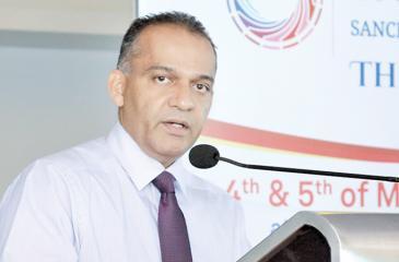 Harith Perera - President, Sri Lanka Association of Inbound Tour Operators
