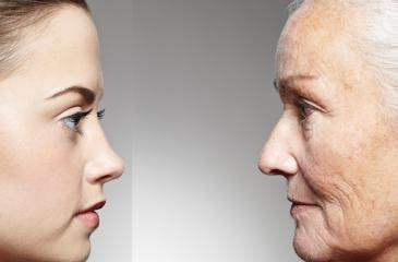 Younger and older women's profiles