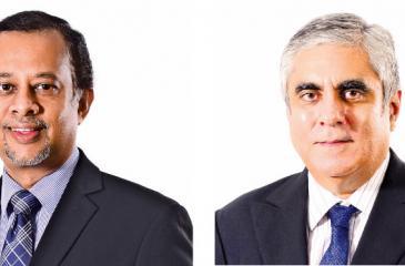 Indrajit Wickramasinghe  & Athul Malik