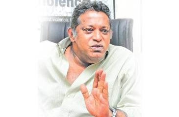 Pakiasothy Saravanamuttu Pic: Lake House Media Library