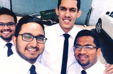 Four Bakeer Markar  brothers