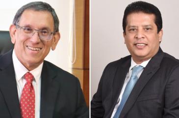 Chairman, Royle Jansz and CEO, Lakshman-Silva
