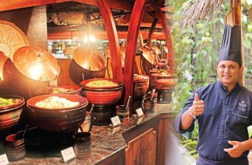 Amila Botheju, Sous Chef  (Pix: Chinthaka Kumarasinghe)
