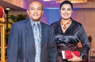 Hashan and Apsari