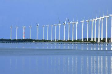 Three-pronged approach to generate wind power                                                                 FILE PIC: LAKE HOUSE MEDIA LIBRARY