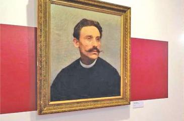 More than 80 works at the Etienne Terrus Museum in the South of France were fakes. Pic: Raymond Roig/AFP/
