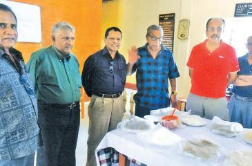 Pic: Upananda Jayasundara, Kandy Sports Spl.Cor.