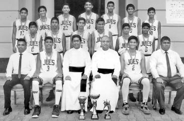 St.Joseph's College team