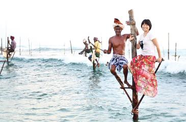 The tourism authorities plan to attract over 300,000 Chinese visitors by the end of the year.