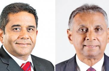 Kapila Ariyaratne and Ravi Dias