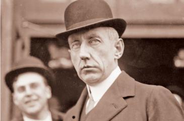 Roald Amundsen in 1913