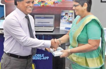 The launch of the Digital Banking campaign.