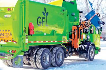 The garbage collected today powers the garbage collection truck tomorrow